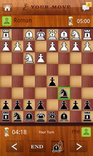 Chess Live скриншот 3