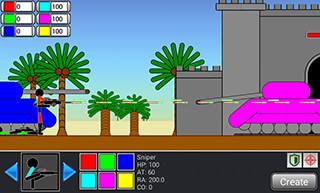 Pivot: Color War II скриншот 2