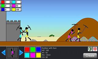 Pivot: Color War II скриншот 3