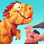 Dino Bash: Dinos v Cavemen иконка