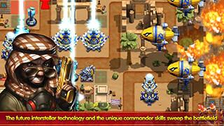 Little Commander 2: Global War скриншот 1