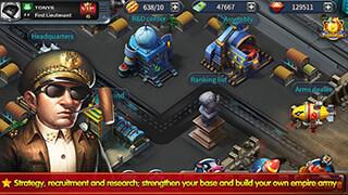 Little Commander 2: Global War скриншот 2
