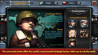 Little Commander 2: Global War скриншот 3