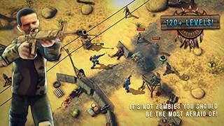 Last Hope: Heroes Zombie TD скриншот 1