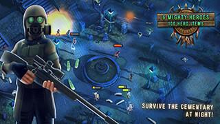 Last Hope: Heroes Zombie TD скриншот 2