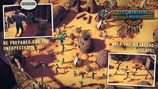 Last Hope: Heroes Zombie TD скриншот 4
