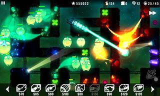 Radiant Defense скриншот 1
