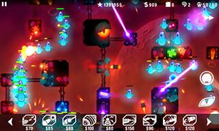 Radiant Defense скриншот 3