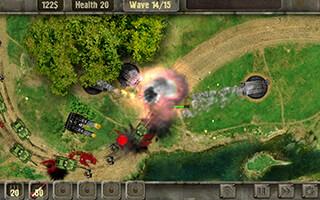 Defense Zone: Original скриншот 4