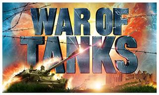 War of Tanks скриншот 1