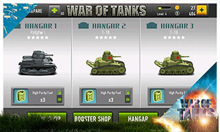War of Tanks скриншот 4