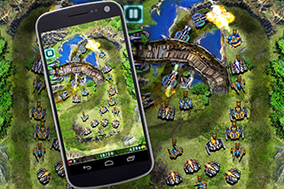 Galaxy Defense: Tower Game скриншот 2