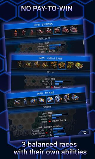 UniWar скриншот 4