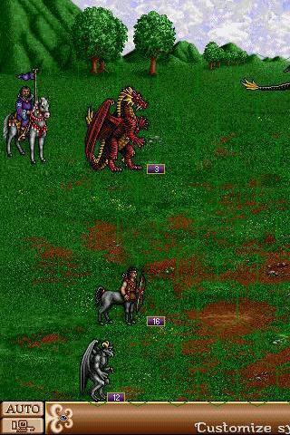 Free Heroes 2 скриншот 1