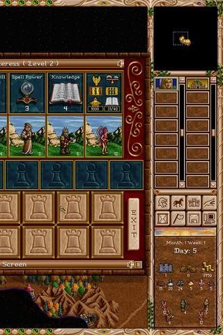 Free Heroes 2 скриншот 2