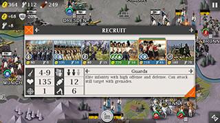 European War 4: Napoleon скриншот 2