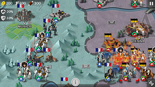 European War 4: Napoleon скриншот 3