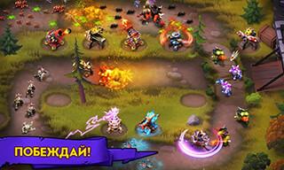 Goblin Defenders 2 скриншот 2
