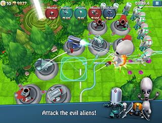 Tower Madness 2: 3D Defense скриншот 1