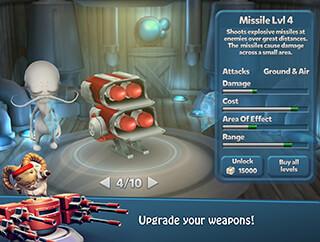 Tower Madness 2: 3D Defense скриншот 2