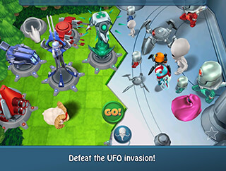 Tower Madness 2: 3D Defense скриншот 4