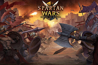 Spartan Wars: Blood and Fire скриншот 1