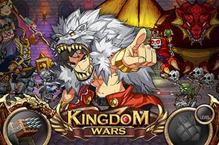 Kingdom Wars скриншот 1