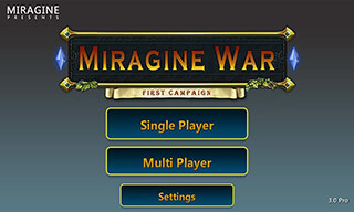 Miragine War скриншот 1