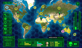 Invaders Inc.: Plague FREE скриншот 1
