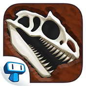 Dino Quest: Dinosaur Dig Game иконка