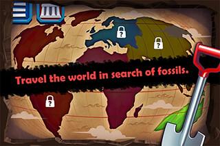 Dino Quest: Dinosaur Dig Game скриншот 3