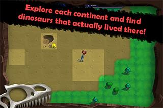 Dino Quest: Dinosaur Dig Game скриншот 4