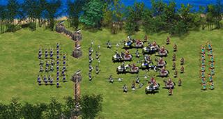 Empire Defense скриншот 4