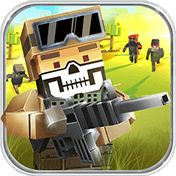 Pixel Shooter: Zombies иконка