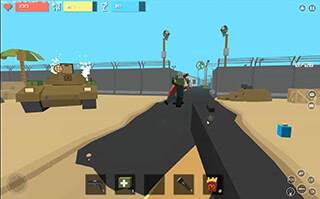 Pixel Shooter: Zombies скриншот 4