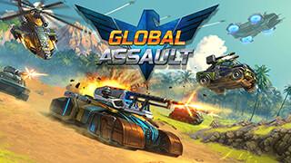 Global Assault скриншот 1