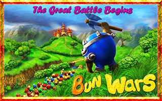 Bun Wars: Free Strategy Game скриншот 1