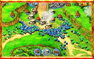 Bun Wars: Free Strategy Game скриншот 3