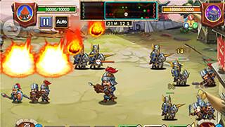 Clan War скриншот 1