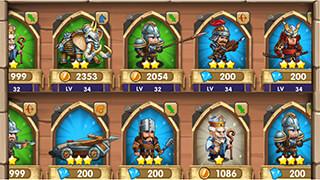 Clan War скриншот 2