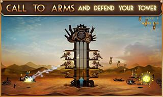 Steampunk Tower скриншот 2
