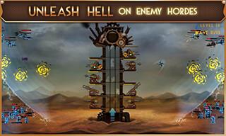Steampunk Tower скриншот 3