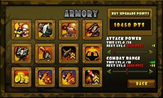 Little Commander: WW2 Halloween скриншот 3