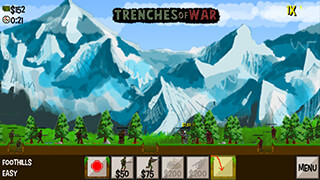 Trenches of War скриншот 1