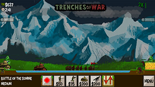 Trenches of War скриншот 2