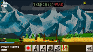 Trenches of War скриншот 3