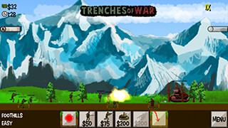 Trenches of War скриншот 4