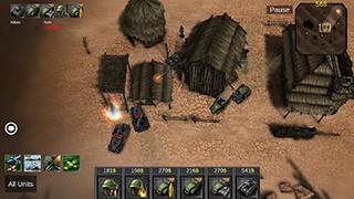 War of Glory: Blitz скриншот 2