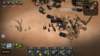 War of Glory: Blitz скриншот 3