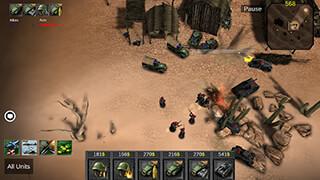 War of Glory: Blitz скриншот 4